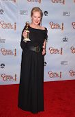 Meryl Streep at the 67th Annual Golden Globe Awards Press Room, Beverly Hilton Hotel, Beverly Hills, CA. 01-17-10