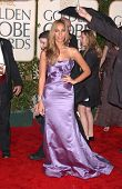 Leona Lewis at the 67th Annual Golden Globe Awards, Beverly Hilton Hotel, Beverly Hills, CA. 01-17-10