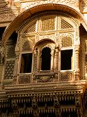 Window Of Rajasthani Haveli