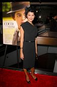 Audrey Tautou at the Los Angeles Premiere of 'Coco Before Chanel'. Pacific Design Center, West Hollywood, CA. 09-09-09