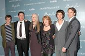 Jane Campion and Jan Chapman with Ben Whishaw and Paul Schneider at the Los Angeles Premiere of 'Bright Star'. Arclilght Holywood, Hollywood, CA. 09-16-09