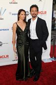 Talisa Soto and Benjamin Bratt at the 2009 ALMA Awards. Royce Hall UCLA, Westwood, CA. 09-17-09