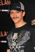 Clifton Collins Jr. at the Los Angeles Premiere of 'Zombieland'. Grauman's Chinese Theatre, Hollywood, CA. 09-23-09