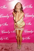 Julia Anderson  at the Launch of 'Candy Ice' Jewelry. Prego, Beverly Hills, CA. 09-24-09