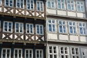 historic timbered houses