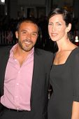Michael Irby and Susan Matus  at the Los Angeles Premiere of 'Law Abiding Citizen'. Grauman's Chines