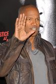 Jamie Foxx  at the Los Angeles Premiere of 'Law Abiding Citizen'. Grauman's Chinese Theatre, Hollywo