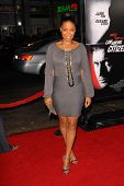 Sanaa Lathan at the Los Angeles Premiere of 'Law Abiding Citizen'. Grauman's Chinese Theatre, Hollywood, CA. 10-06-09