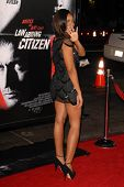 Regina Hall at the Los Angeles Premiere of 'Law Abiding Citizen'. Grauman's Chinese Theatre, Hollywood, CA. 10-06-09