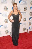 Kristen Renton  at the 2009 World Magic Awards benefitting Feed The Children. Barker Hanger, Santa Monica, CA. 10-10-09