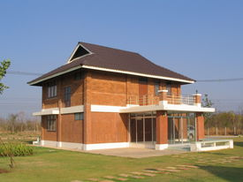 pic of unicity  - new brick techcology and building with great design and structure - JPG