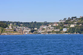 stock photo of dartmouth  - town of Dartmouth - JPG