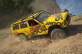Yellow Off-road