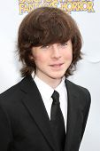 LOS ANGELES - JUN 26:  Chandler Riggs at the 40th Saturn Awards at the The Castaways on June 26, 201