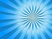 foto of dizziness  - Striped Tunnel Background Meaning Dizziness And Bright Stripes - JPG