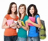 Female Student Together