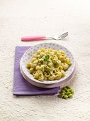 pasta with fava beans broad