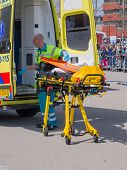 Dutch Medical Services In Action