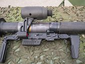 Machine Gun Dutch Military