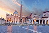 foto of piazza  - Vatican Rome St. Peter