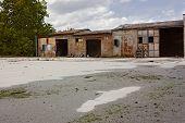 Abandoned Sheds