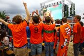 Netherlands Football Team Fans