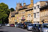 View along High Street, Chipping Campden.