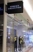 Versace Shop in Kuala Lumpur