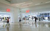 H&M Swedish clothes shop Kuala Lumpur