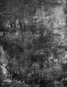 Grunge background. Old concrete wall
