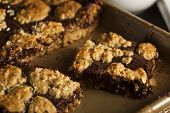Homemade Chocolate Revel Brownie Bars