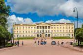 Royal Palace  In Oslo, Norway