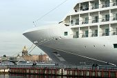 St. Petersburg, Cruise Liner Berth