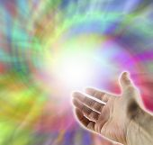 Energy vortex healer