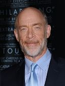 LOS ANGELES - OCT 06:  J.K. Simmons arrives to the