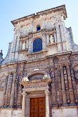 Church Of St. Domenico. Nardo. Puglia. Italy.