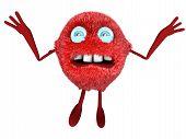 Scary Cartoon Character..
