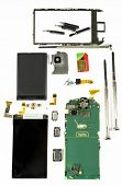 Smart phone components