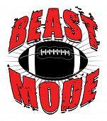 Football Beast Mode