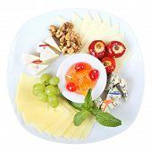 Cheeses Dish
