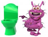 pic of germs  - Fun germ - JPG
