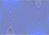 stock photo of distort  - Horizontal lines  - JPG