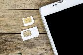 stock photo of micro-sim  - What - JPG