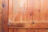 pic of wooden door  - texture of wooden door - JPG