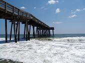 Beach Fishing Pier