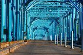 Walnut Street Bridge of Chattanooga