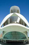 Palau de Les Arts Reina Sofia Multi hall auditorium building Valencia, Spain