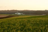 farm in amish country of pennsylvania