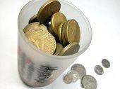 Coins saving