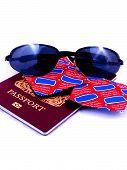 Passport Shades And Condoms